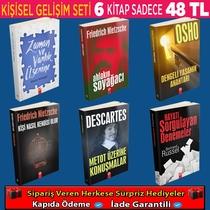 6 Kitaplık Kişisel Gelişim Seti (Set 2) - Thumbnail