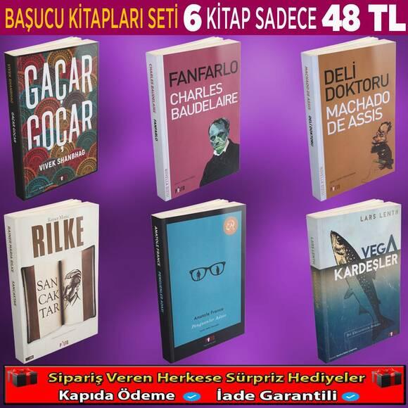 Başucu Kitaplar Seti 6 Kitap