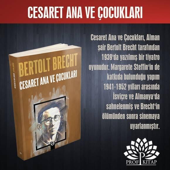 Bertolt Brecht Seti 6 Kitap