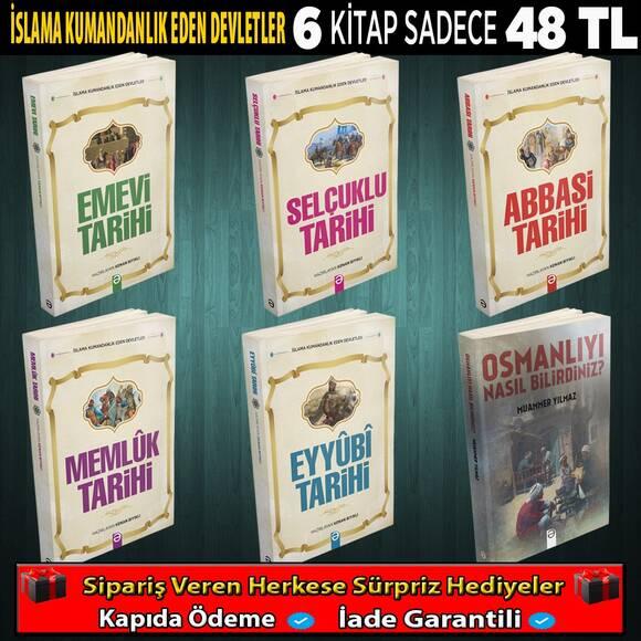 İSLAMA KOMANDANLIK EDEN DEVLETLER 6 KİTAP