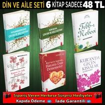 Din Eğitim Seti 6 Kitap - Thumbnail