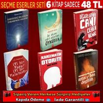 Dünya Edebiyatından 6 Kitaplık Set - Thumbnail