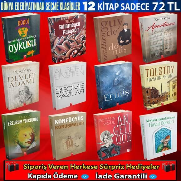Dünya'ya İz Bırakanlardan Dünyanın En İyi 12 Kitabı