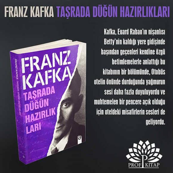 Franz Kafka ' dan 6 Kitaplık 2. Set