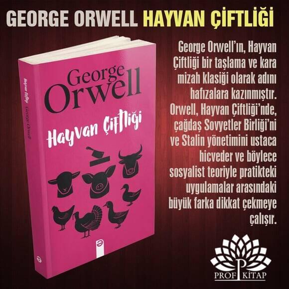 George Orwell Seti 6 Kitap