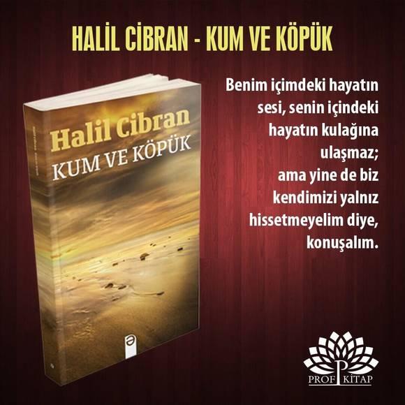 Halil Cibran Seti 6 Kitap