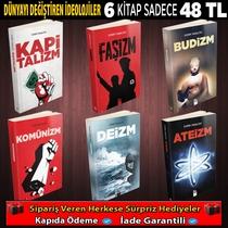 İzm Serisi Seti 6 Kitap - Thumbnail