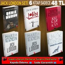 Jack London En İyi 6 Kitabı - Thumbnail