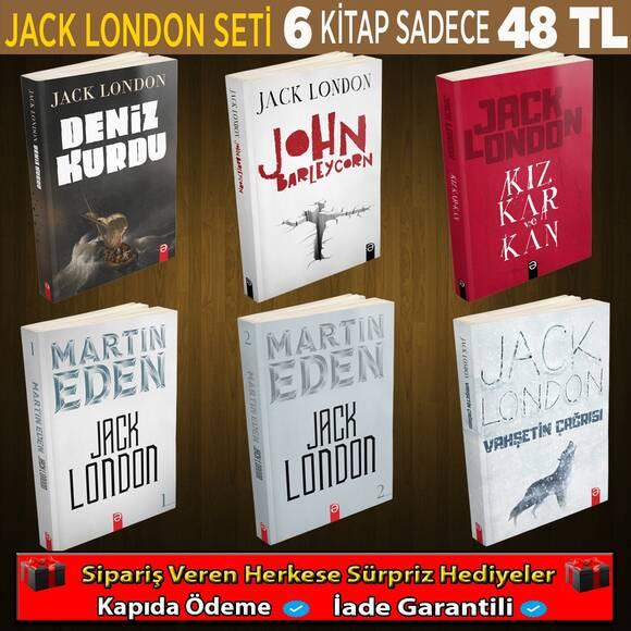 Jack London En İyi 6 Kitabı