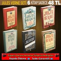 Jules Verne'nin En Güzel 6 Kitabı - Thumbnail