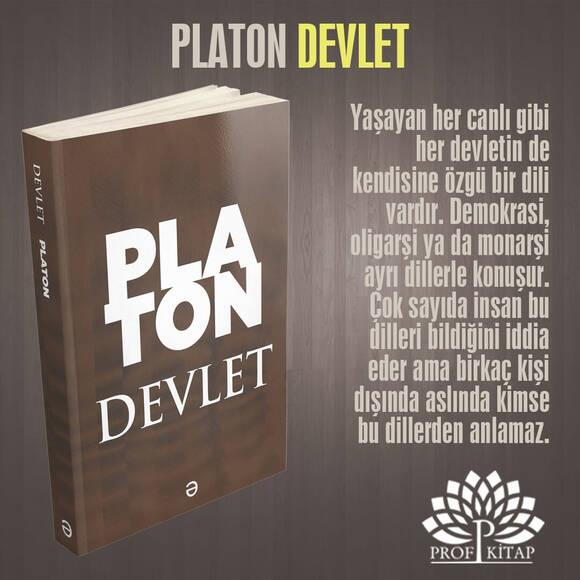 Platon Seçme Kitaplar Seti 6 Kitap