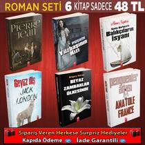 Roman Seti 6 Kitap - Thumbnail
