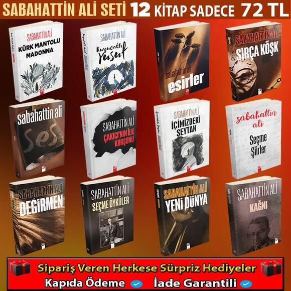 Sabahattin Ali'nin En İyi 12 Muhteşem Eseri