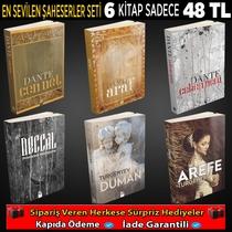 Şaheserlerden Seçme 6 Kitap - Thumbnail