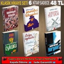 Hikayeler Seti 6 Kitap (Set 2) - Thumbnail