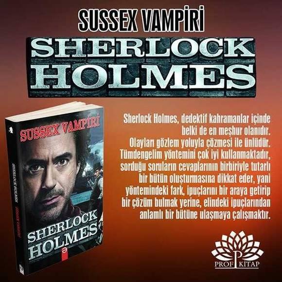 Sherlock Holmes 6 Kitaplık Set 2
