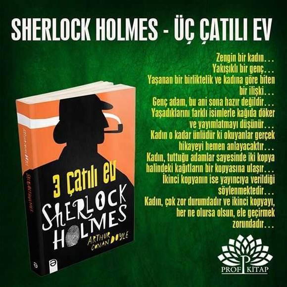 Sherlock Holmes Seti (Set 3)