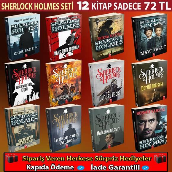 Sherlock Holmes'in En İyi 12 Eseri