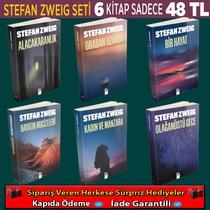 Stefan Zweig En İyi 6 Kitaplık Set (3.set) - Thumbnail