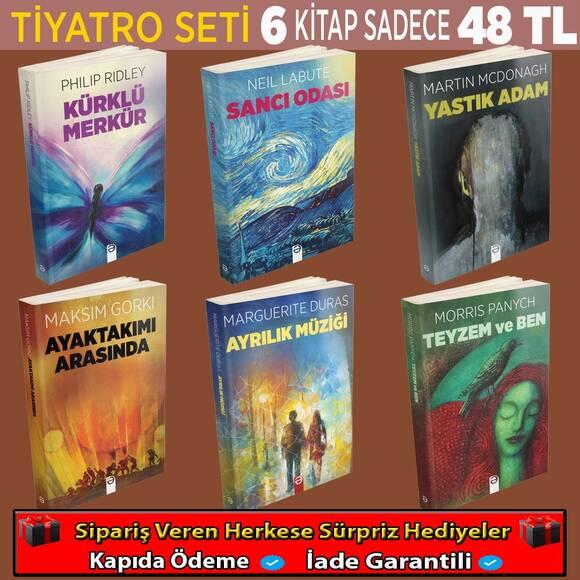 Tiyatro Seti 6 Kitap
