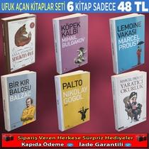 Ufuk Açan Kitaplar Seti 6 Kitap - Thumbnail